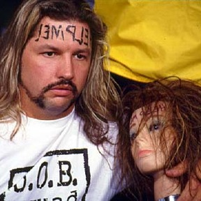 Al Snow and Head