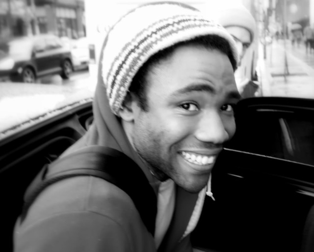 Donald Glover of Community!