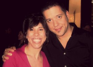 Amber and Strombo