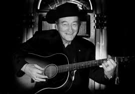 The great Stompin' Tom Connors, doing the whole Stompin' Tom Connors thing.