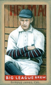 The man, the myth - Bumpus Jones. (Credit: sabr.org)