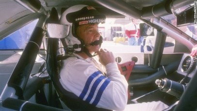 We hope Dick Trickle is enjoying that delightful Nascar track in the sky.