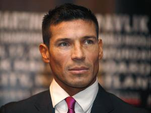 Amb, I see your Michael Douglas and I raise you world middleweight champion Sergio Martinez.
