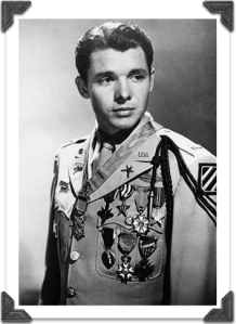 Audie Murphy in 1945
