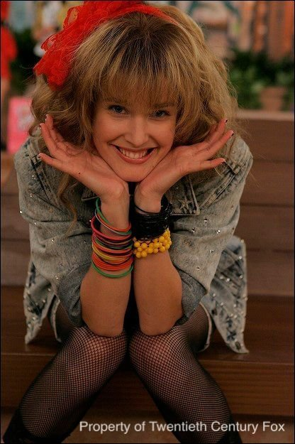 Robin Sparkles, as played by Cobie Smulders | The Blog of ...