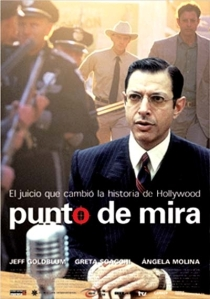 This looks good. I might just watch it in Spanish, because Jeff Goldblum in Spanish just sounds like a great idea.