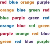 Image result for stroop test