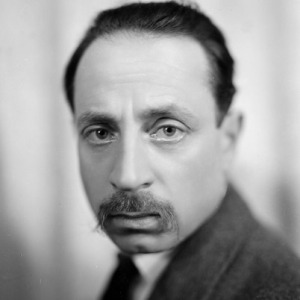 Pictured: Rainer Maria Rilke. Also pictured: AMAZING Mustache.
