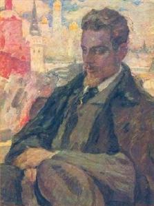 When commissioning someone to paint the great Rainer Maria Rilke, they settled upon the only man whose name could contend with his own: Leonidas Pasternak