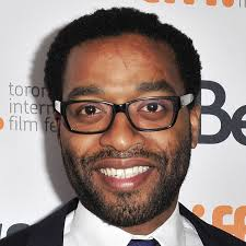 And here he is at this year's Toronto International Film Festival. Hi, Chiwetel!