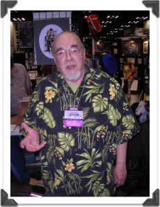 Gary Gygax. Photo courtesy of Alan De Smet. What a great pair of names.