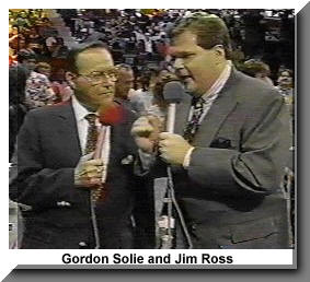 Wrestling's legendary announcers - Jim Ross and Gordon Solie