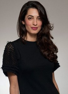 Amal Alamuddin (sometimes the name itself is better than any possible caption)
