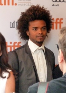 Eka Darville, whose name is so awesome it makes his cool hair seem unremarkable