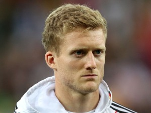 Schürrle is not joking. And don't call him Shirley.