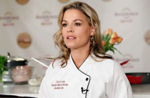 Successful, smart, pretty, AND a good cook: Cat Cora is a quadruple threat.