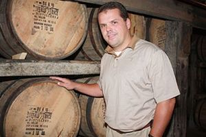 a fine-looking man is Wheatly (photo credit: Bourbon & Beans)