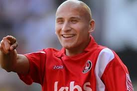 Happy lookin' fella, Jonjo.