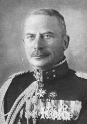 The uncompromising look of a van Voorst tot Voorst man.