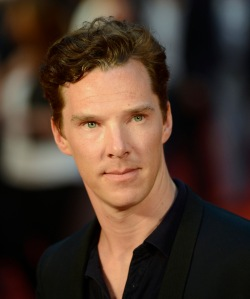 Benedict Cumberbatch, Funny-Named Person of the Year.  Only his name is flatulent.