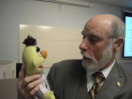 """Vint Cerf, meet Bert!"" - Perhaps the greatest phrase of four-letter words ever published on a family-friendly site!"
