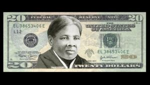 I'd gladly carry these in my wallet. Anyone who doesn't want them, feel free to give your Tubmans to me!