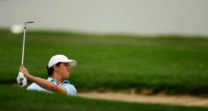 Cody Gribble in a Bunker