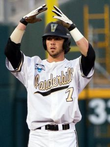 Dansby lookin Dandy at Vandy!