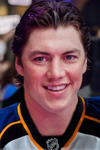 TJ Oshie... that's one kind-looking guy, but you'll like him more and more as the story develops...