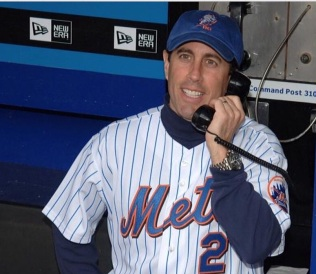 Jerry Seinfield calling. (Getty Images)