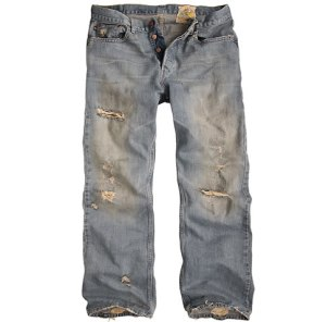 These Neanderthal jeans may or may not have been sequenced by Dr. Svante.