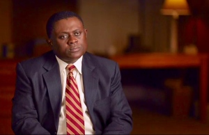The real Bennet Omalu. (From PBS)