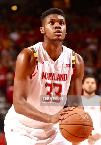 A gem of a game for Diamond Stone. (Getty Images)