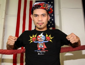 Nonito Donaire, at 30, looking younger and cooler than I've looked...ever...