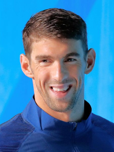 Michael Phelps photo courtesy of Agencia Brasil Fotografias